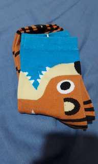 Hyena socks