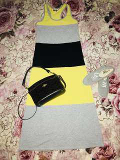 PDI AUTHENTIC cotton Maxi dress