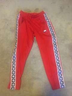 Nike sweat pants size small worn once
