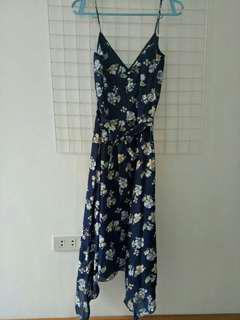 Zalora hankerchief sun dress