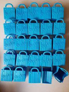 Shopkins Season 1 blue baskets