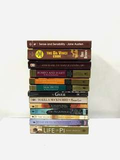 BOOKS FOR ONLY 100 EACH!