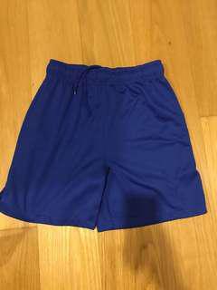 Active & Co blue shorts size 12
