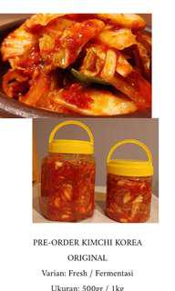 Fresh Kimchi 1kg