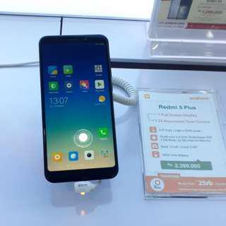 Kredit Xiaomi Redmi 5 Plus Tanpa Kartu Kredit
