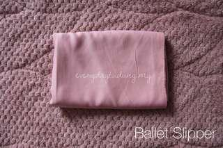 MATTE SATIN EYELASH SHAWL
