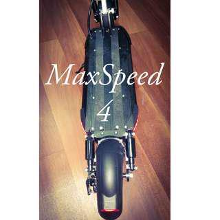MAXSPEED 4 with Carbon Fiber Handlebar INSTOCK - (OCT' PROMO)
