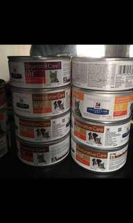Hill Feline Digestive Care i/d 156g Veterinary Diet