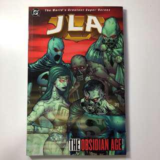 FAST DEAL $10 !! DC Comics THE OBSIDIAN AGE book two