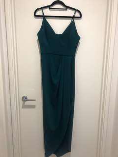 Ezra Blu dress