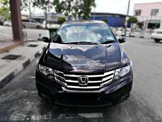 Fulloan HondaCity 1.5 (A) Bulanan Rm6xx