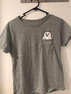 Grey Rip n dip style shirt