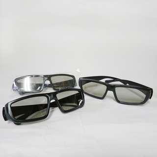 🚚 3D立體眼鏡