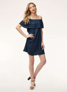 Aritzia Wilfred Emmie Dress
