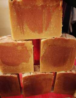 Glutathione French Lavender with Honey and Korean Aloe Cold Processed Soap (Artisan Soap)