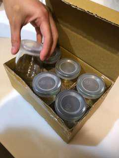 🚚 布丁玻璃罐