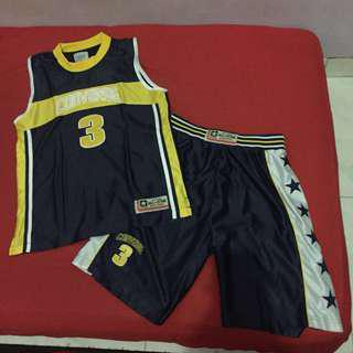 Set jersey converse basketball