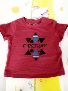 BB型格棗紅T-Shirt