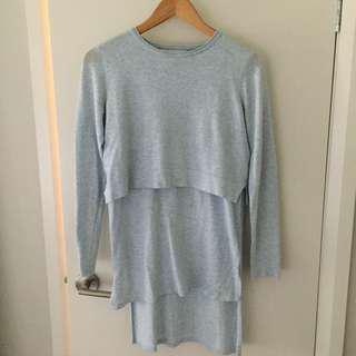 Maddison Square knit jumper