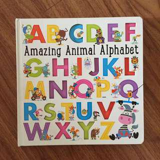 Animal Alphabet Book