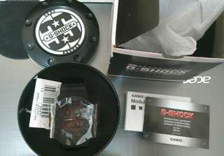 Original G-Shock GA735 Big Bang Black 35th Anniversary Limited