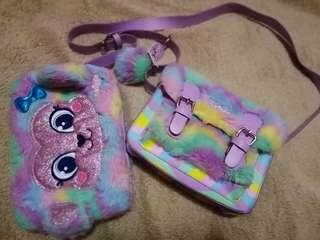 Smiggle bag and pencil case SET