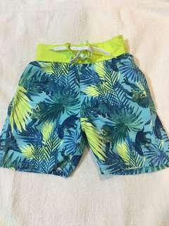 Pumpkin Patch swimming shorts (size 2y)