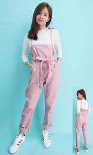 Pink Jumpsuit (not included tshirt)
