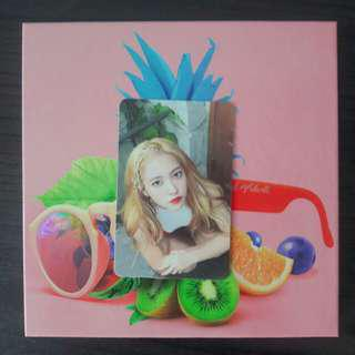 [WTT]RV The Red Summer Photocard