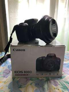 Canon 800D (body only!!)