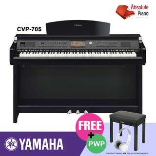 Yamaha Mid Year Sale !!! Yamaha Clavinova Digital Piano CVP-705