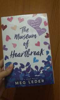 Brand New Young Adult Fiction: The Museum of Heartbreak
