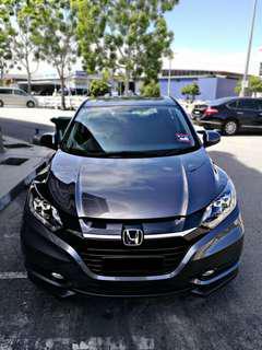 Fulloan Honda Hr-v 1.8 (A) Bulanan Rm1200