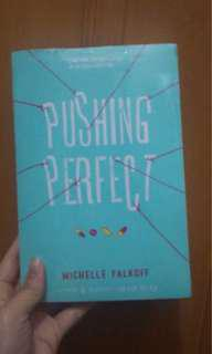Brand New Young Adult Fiction: Pushing Perfect - Michelle Falkoff