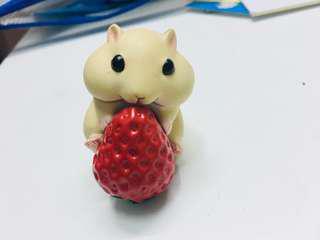 🚚 絕版 草莓倉鼠