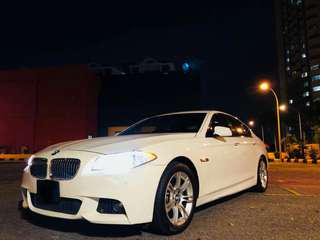 BMW F10 M SPORT FOR RENT