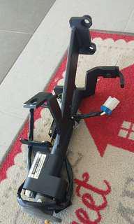 geneo pedal lock