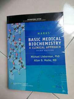 Mark's Basic Medical Biochemistry: A Clinical Approach 3rd edition