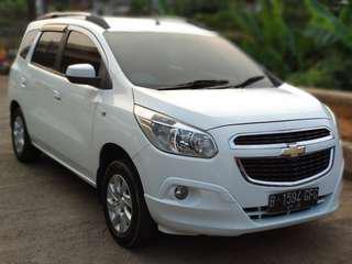 Chevrolet Spin Ltz Thn 2013 Matic Dp Ceper