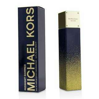 NEW Michael Kors Midnight Shimmer 100ml EDP Perfume