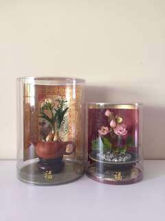 Handmade Flowers for Display