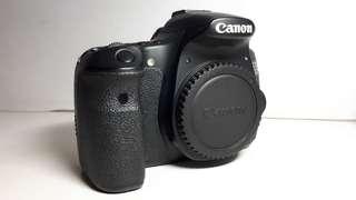 Canon EOS 60D Kit + EF 50mm f/1.8 II