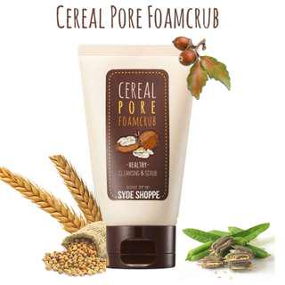 SOME BY MI CEREAL PORE FOAMCRUB FACIAL SCRUB