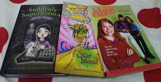 Bundle Childrens book (3pc)