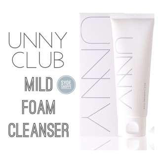 UNNY CLUB MILD FOAM FACIAL WASH 120g