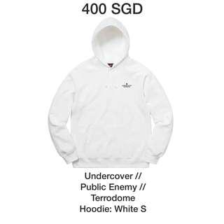 FW18 Supreme undercover hoodie