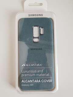 Samsung S9+ Alcantara