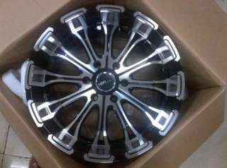 Blue Grain Ring 22 Pajero Fortuner