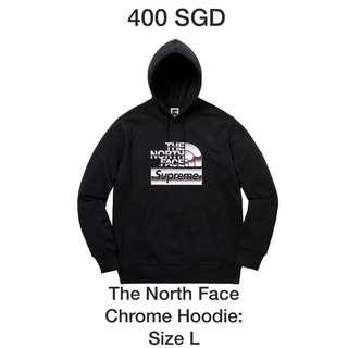 Supreme The north face Hoodie