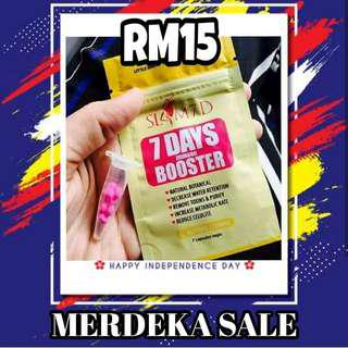 🇲🇾Pure slim 7d booster🇲🇾